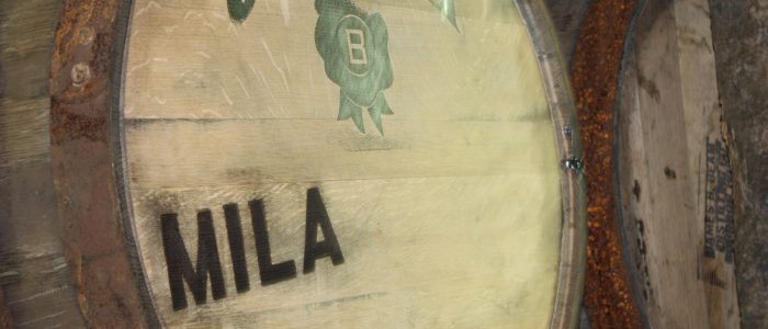 Mila's Barrel